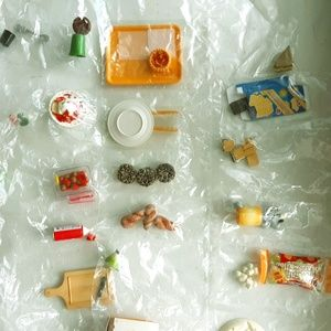 Miniature Faux Food Bundle
